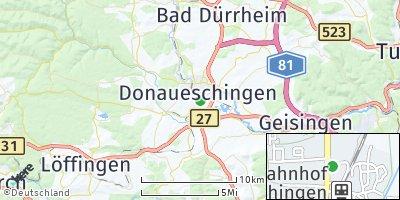Google Map of Allmendshofen