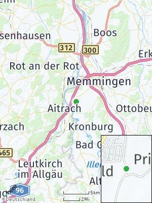 Here Map of Volkratshofen