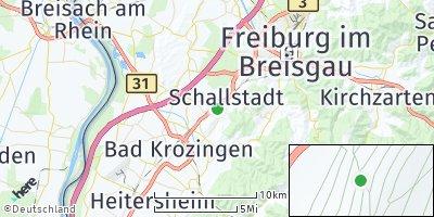Google Map of Schallstadt