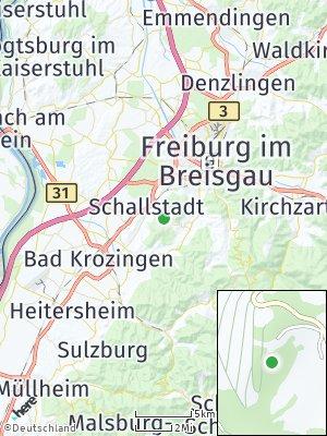 Here Map of Ebringen