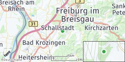 Google Map of Ebringen