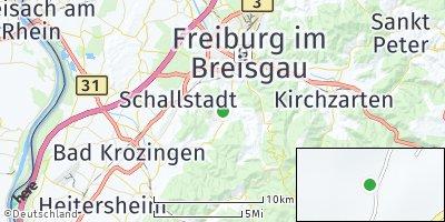 Google Map of Wittnau