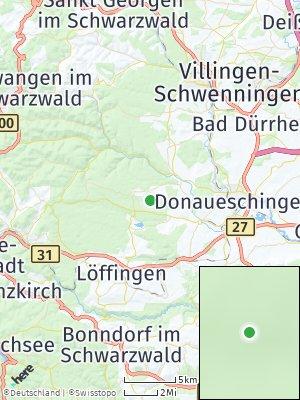 Here Map of Hubertshofen