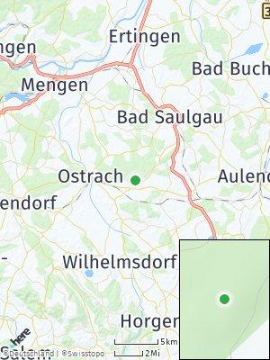Here Map of Hoßkirch