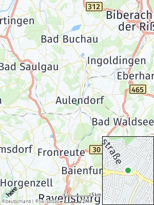 Here Map of Aulendorf