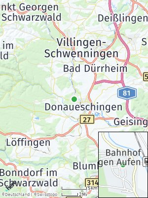 Here Map of Aufen