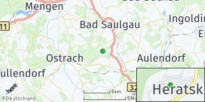 Google Map of Heratskirch