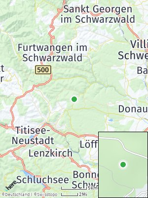 Here Map of Eisenbach
