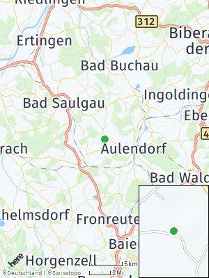 Here Map of Ebersbach-Musbach