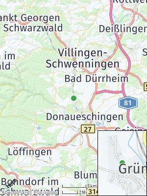Here Map of Grüningen