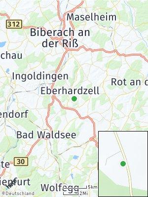 Here Map of Krummen