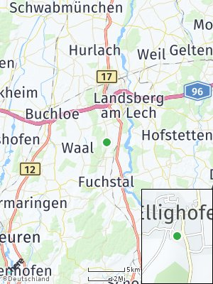 Here Map of Ellighofen