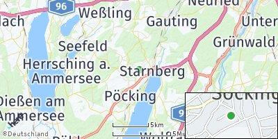 Google Map of Söcking
