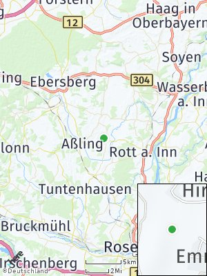Here Map of Emmering