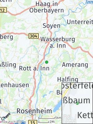 Here Map of Griesstätt