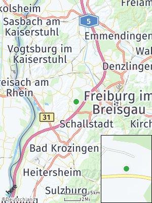Here Map of Sankt Nikolaus