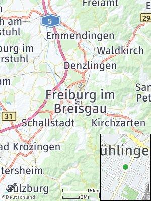 Here Map of Stühlinger