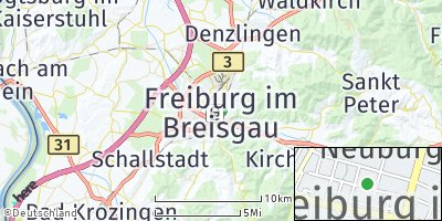 Google Map of Neuburg