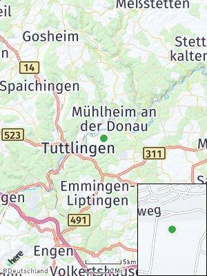 Here Map of Nendingen
