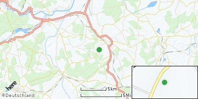 Google Map of Bogenweiler