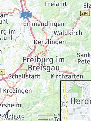 Here Map of Herdern