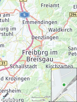 Here Map of Brühl