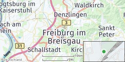 Google Map of Brühl