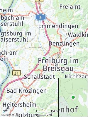 Here Map of Mundenhof