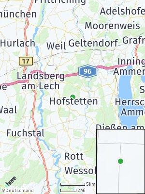 Here Map of Hofstetten