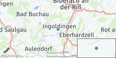 Google Map of Ingoldingen