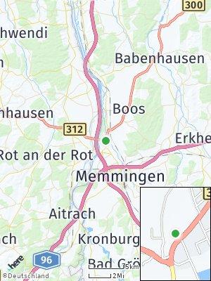 Here Map of Heimertingen