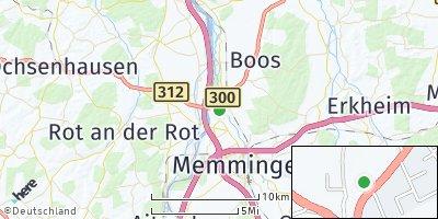 Google Map of Heimertingen