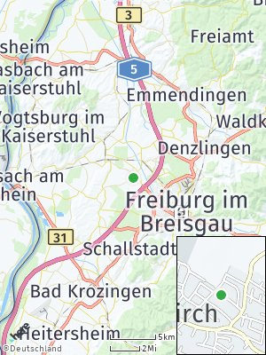 Here Map of Umkirch
