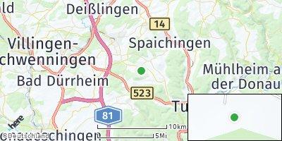 Google Map of Durchhausen