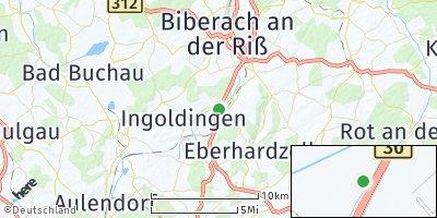 Google Map of Hochdorf