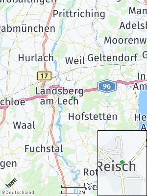 Here Map of Reisch