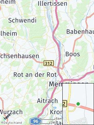 Here Map of Berkheim