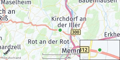 Google Map of Berkheim