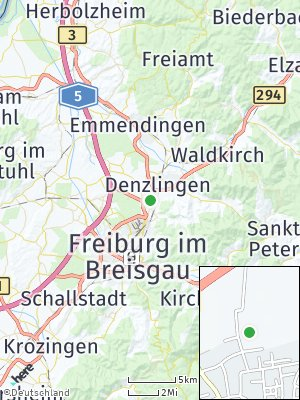 Here Map of Gundelfingen