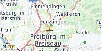 Google Map of Gundelfingen