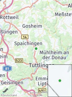 Here Map of Dürbhe