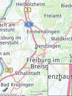 Here Map of Benzhausen