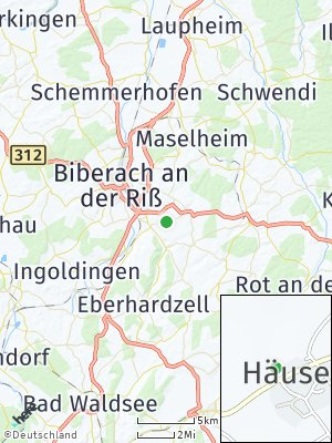 Here Map of Reichenbach