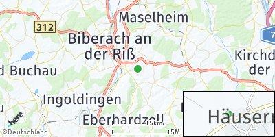 Google Map of Reichenbach