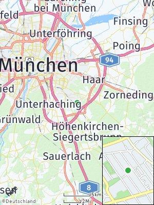 Here Map of Ottobrunn