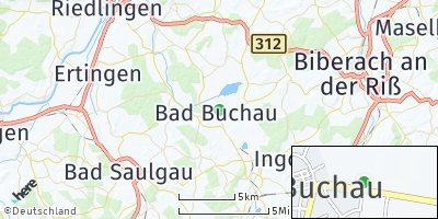 Google Map of Bad Buchau