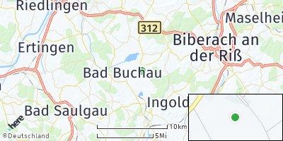 Google Map of Oggelshausen