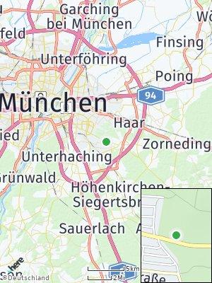 Here Map of Neubiberg