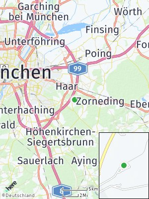 Here Map of Grasbrunn