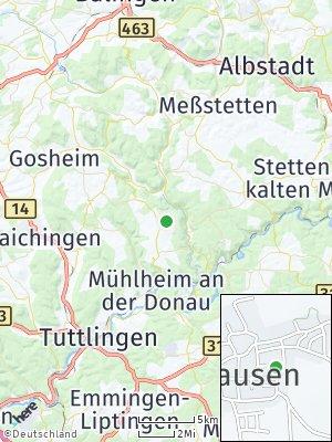 Here Map of Renquishausen
